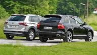 VW Tiguan im Cross-Check: Test
