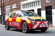 Feuerwehreinsatz f�r den i3