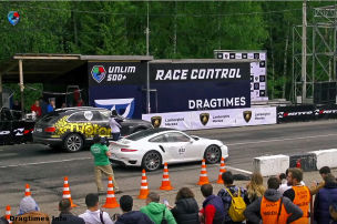 Bentayga gegen 911 Turbo