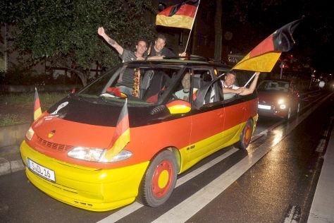 EM 2016: Deutschland vs. Ukraine