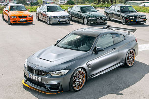 M3 � Tradition ohne Limit