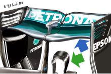 Flügel soll Vettel auf Abstand halten