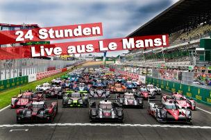 Audi vs. Porsche beim Klassiker