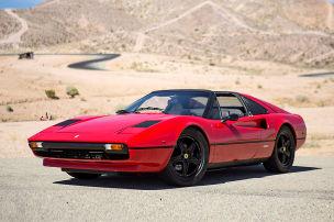 E-Ferrari 308 GTS: Versteigerung