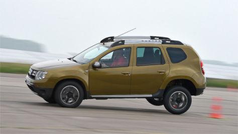 Neue Autos im Fahrwerkstest