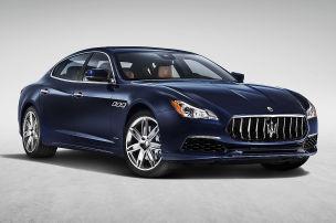 Maserati Quattroporte Facelift (2016): Vorstellung