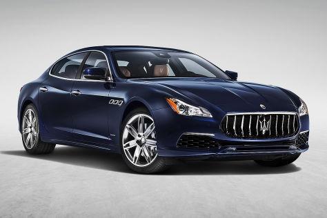 Maserati Quattroporte Facelift (2016): Vorstellung und Fahrbericht