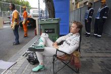 Hamilton macht Druck auf Rosberg