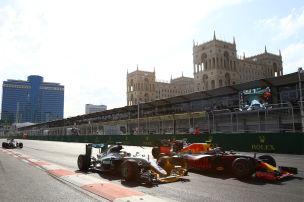 Formel 1: Galerie - Europa GP