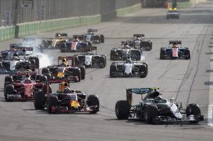Formel 1: Rosberg gewinnt Europa GP