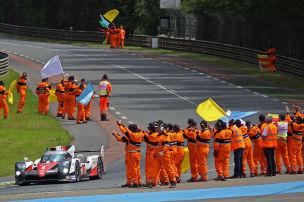 Die besten Bilder aus Le Mans