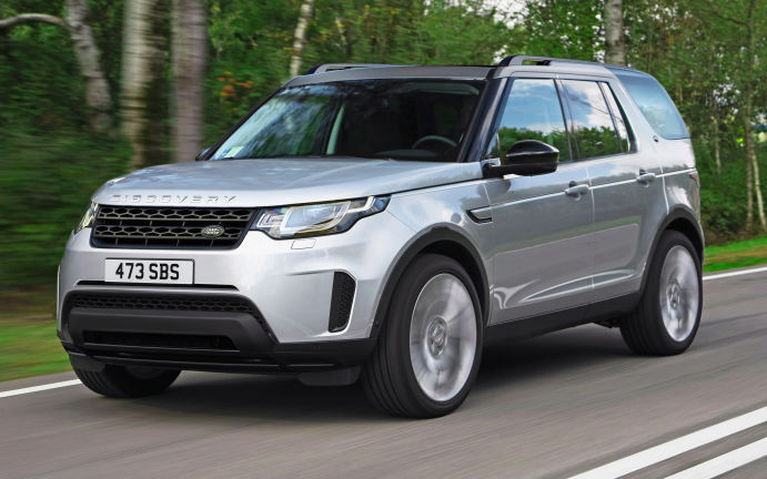 video land rover discovery. Black Bedroom Furniture Sets. Home Design Ideas