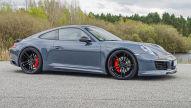 Porsche 911 Carrera S Techart: Fahrbericht