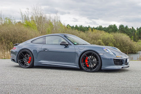 Porsche 911 Carrera S Techart (2016) im Test: Fahrbericht