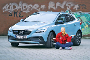 Volvo V40 Cross Country: Test