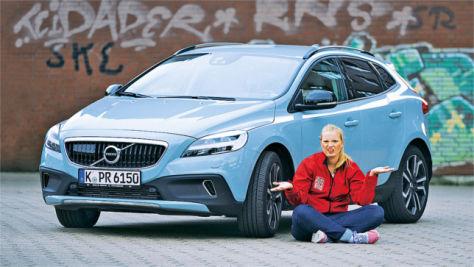 Volvo V40 Cross Country: Test