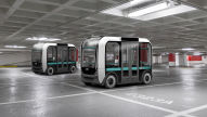 "Local Motors ""Olli"": E-Bus"