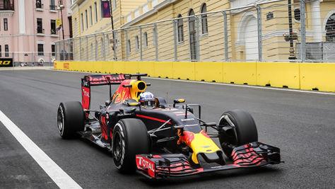 Formel 1: Ricciardo will Titel
