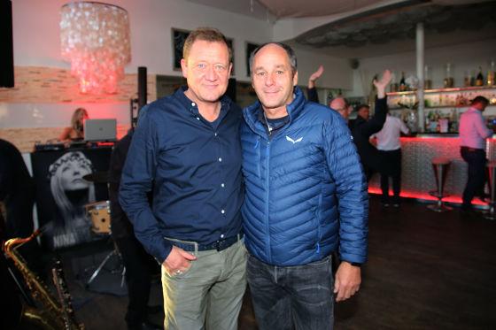 AUTO BILD MOTORSPORT-Lounge 2017