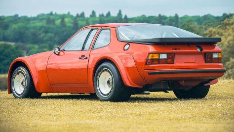Porsche 924 GTR: Auktion