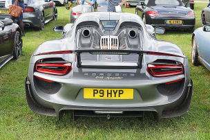 Goodwood Festival of Speed (FoS) 2016: Carspotting