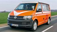 Nostalgie-VW-Bus Flowcamper: Vorstellung
