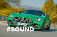 So klingt der AMG GT R