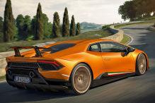 Lamborghini Huracán Superleggera (2016): Vorschau