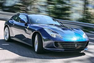 So f�hrt der neue Ferrari FF