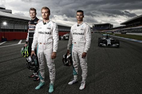 Formel 1: Rückkehr nach Hockenheim