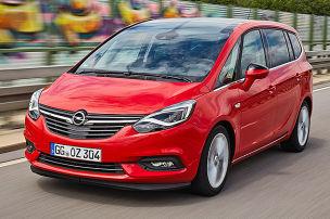 Opel Zafira Tourer 2.0 CDTI (2016): Fahrbericht