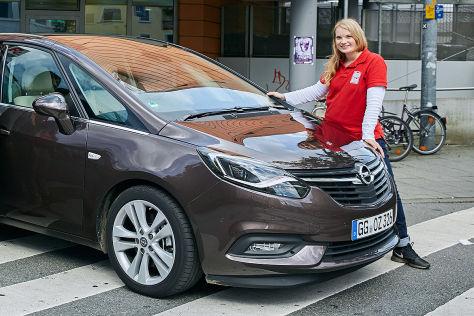 Opel Zafira Tourer 2.0 CDTI (2016) im Test: Fahrbericht
