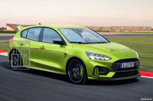Ford Focus RS (2020): Vorschau