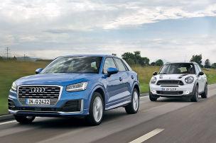 Audi siegt mit Mini-Taktik