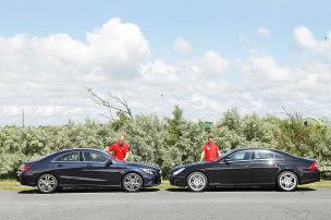 Mercedes CLA gegen gebrauchten CLS 63 AMG: Test