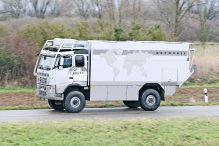 Unicat Volvo FH12 4x4 Expeditionsmobil