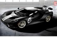 Fords neuer Luxus-GT als Sondermodell