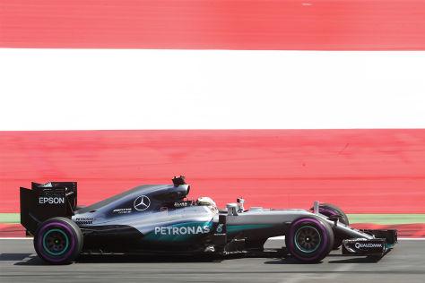 Formel 1: Hamilton holt Pole