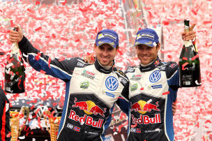 Rallye-WM: VW-Sieg in Polen