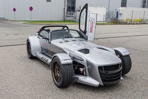 Donkervoort D8 GTO (2016) im Test: Fahrbericht