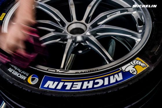 WM-Kronen für Michelin Partner