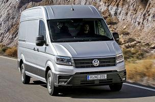 VW Crafter (2016): Fahrbericht