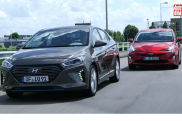 Hybrid - Toyota und Hyundai im Vergleich