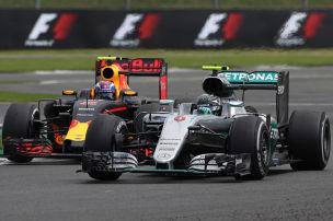 Rosberg verliert Platz zwei!