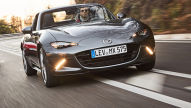 Mazda MX-5 RF (2017): Fahrbericht
