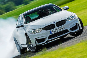 BMW M4 Competition: Test