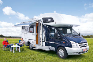 Hymer Camp 622 CL: Wohnmobil-Test