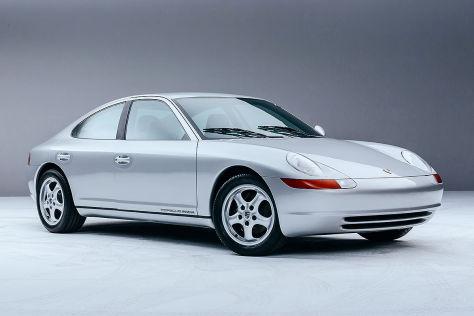 Verschollener Prototyp Porsche 989