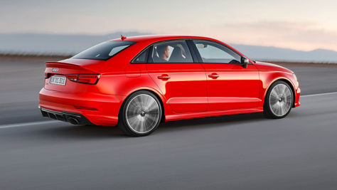 Audi RS 3 Limousine (2016): Vorstellung
