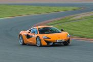 McLaren gibt Vollgas